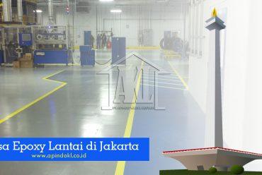Jasa Epoxy Lantai di Jakarta