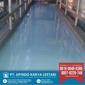 Aplikator epoxy lantai