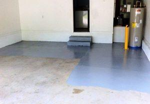 cara menggunakan epoxy lantai