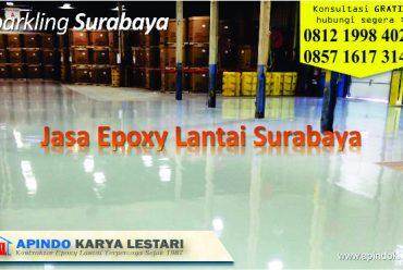 Harga Jasa Epoxy Lantai Surabaya