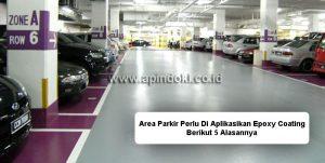 epoxy coating untuk parkir