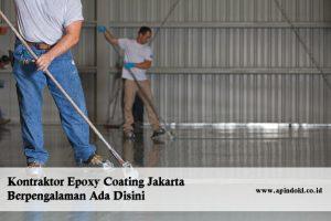 kontraktor epoxy coating jakarta