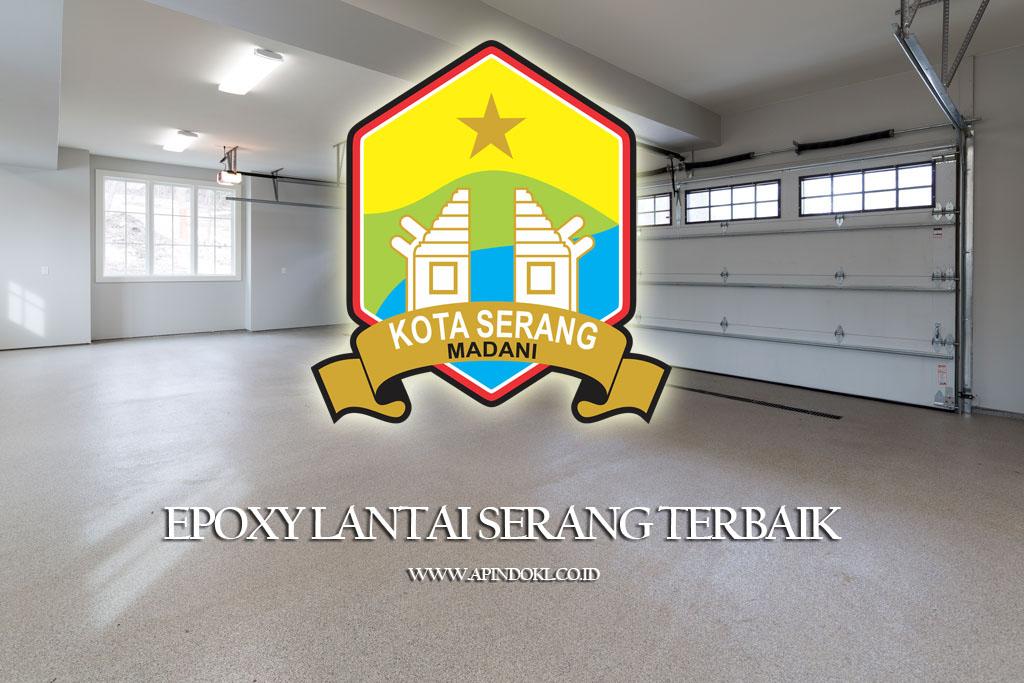 epoxy lantai serang terbaik
