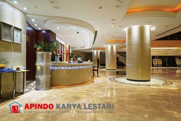 Jasa Epoxy Hotel Terbaik di Jakarta