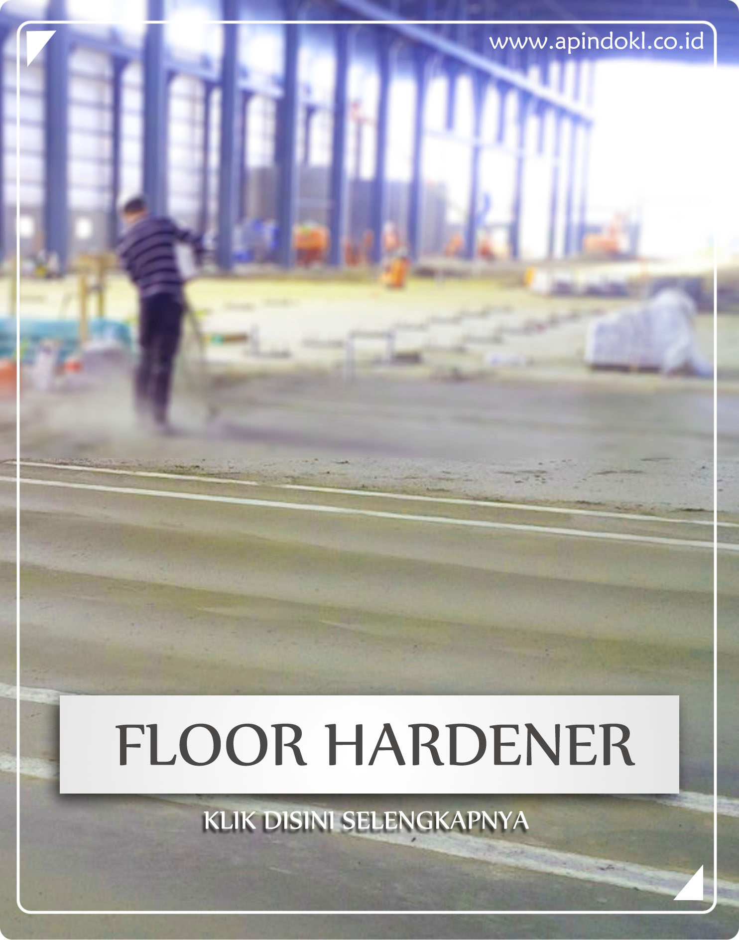 Floor Hardener - Thumbnail