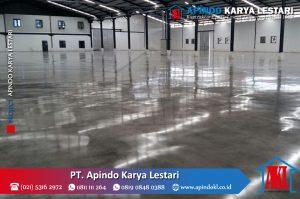Project Jasa Epoxy Lantai - PT Apindo Karya Lestari - 10