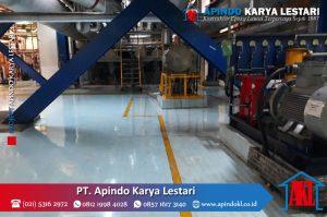 Project Jasa Epoxy Lantai - PT Apindo Karya Lestari - 16