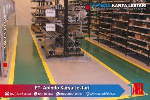 Project Jasa Epoxy Lantai - PT Apindo Karya Lestari - 5