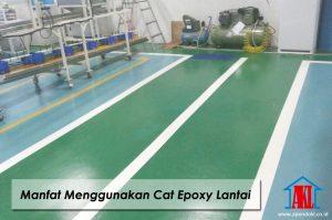 Manfaat Cat Epoxy Lantai