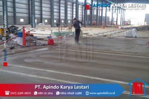 Biaya Jasa Floor Hardener Apindo